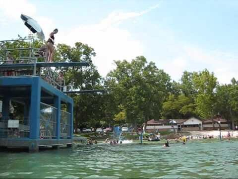12) Burger's Lake (Fort Worth)
