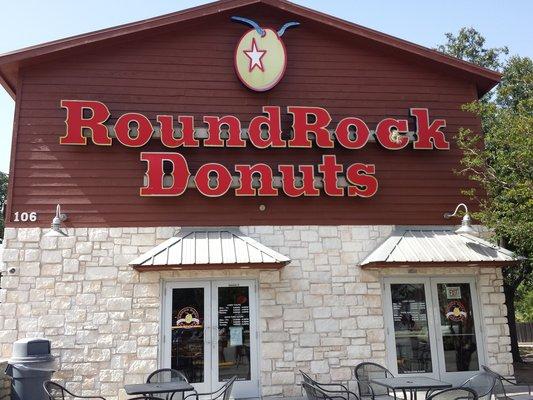 8) Round Rock Donuts - Round Rock