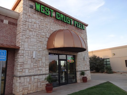 8) West Crust Pizza - Lubbock