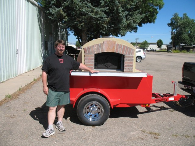 3. La Fortuna Pizza (Madison). The coolest part about this pizza: it's mobile! You get the wood-fired experience at festivals, weddings, and other events.