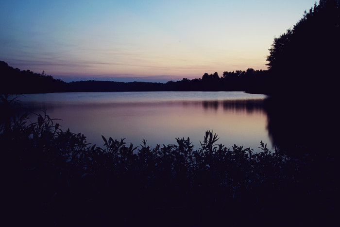 3. Lake Conway:  The largest reservoir made by a game and fish commission in the United States. It is located just a few miles southeast of Conway, Arkansas.