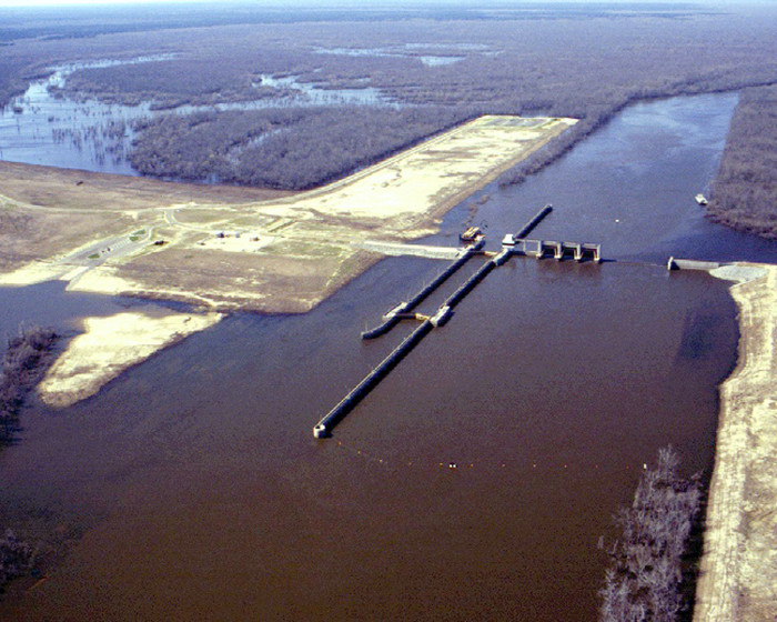 11. Lake Jack Lee: A part of the Felsenthal National Wildlife Refuge in south Arkansas, this lake is located on the confluence of the Saline and Ouachita Rivers.