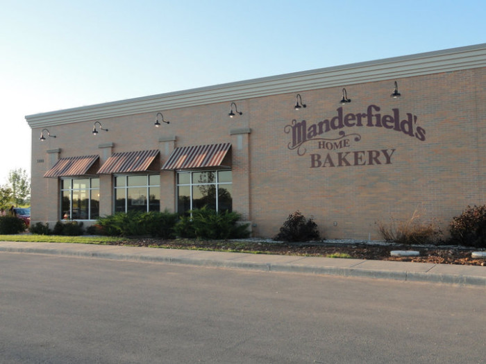 6. Manderfield's Home Bakery (Appleton). For over seventy years, Manderfield's has been serving up the best donuts in the Fox Valley area. Now with three locations, you can get your Manderfield fix whenever you need to.