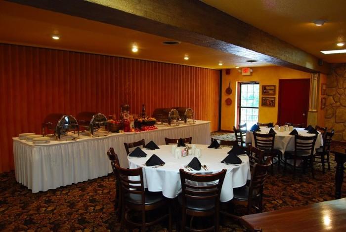 3. Muriales Restaurant in Fairmont.