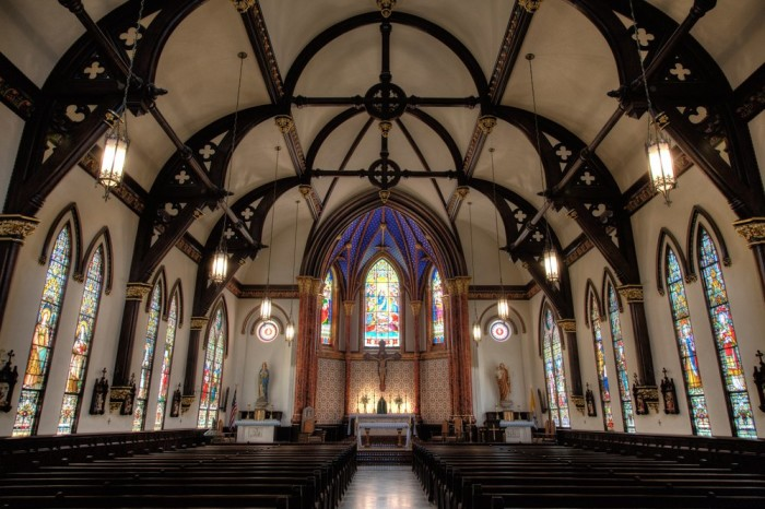 8) St Mary's Cathedral - Austin