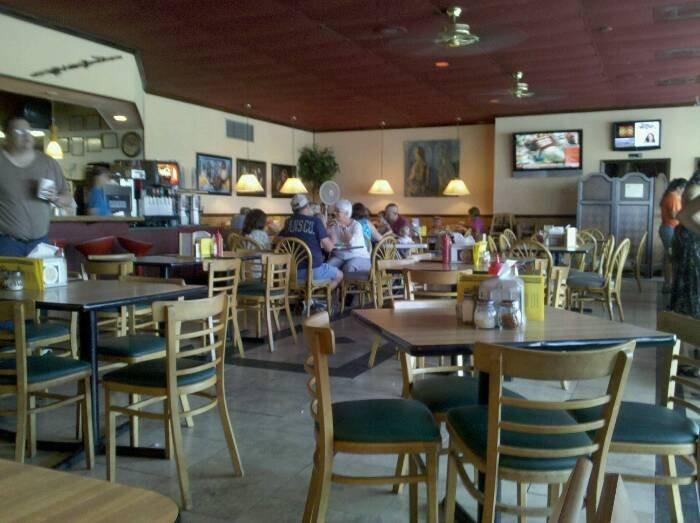 OPS Pizza Kitchen & Cafe, 231 Charlie Smith Sr Hwy St Marys, GA