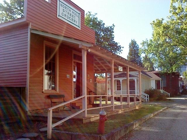 12. Old Alabama Town