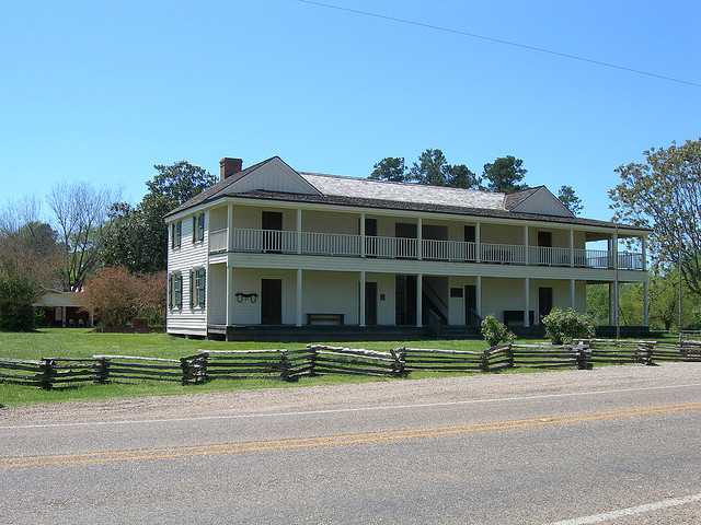 8. Historic Washington State Park: This popular family destination is a conserved 19th-century village interpreted by Arkansas State Parks in conjunction with the Pioneer Washington Restoration Foundation.