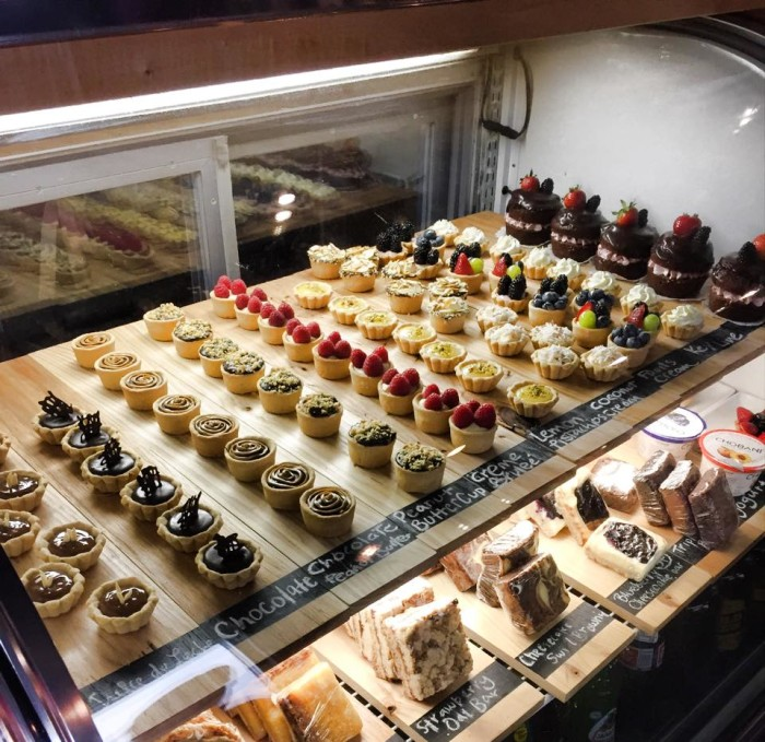 10. ONYX Coffee Lab in Fayetteville and Springdale: Gluten-free pastries are an available option at this awesome coffee house. Try the raspberry muffin - the berries are exceptionally fresh!