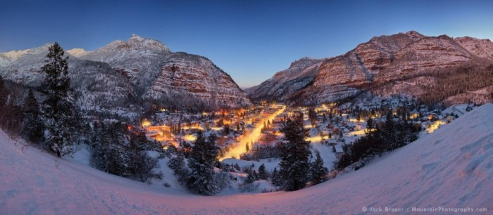 9.) Ouray