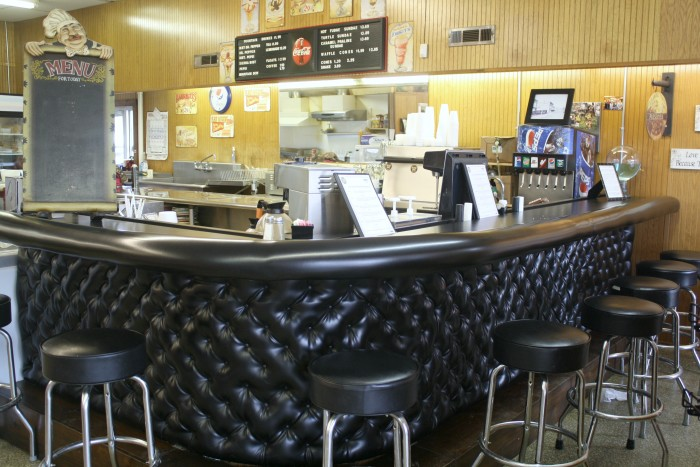 19. Palace Drug Store & Soda Fountain in Mammoth Spring: Along with the soda fountain, this lunch counter serves soups, sandwiches, salads and desserts, and has a selection of gifts.