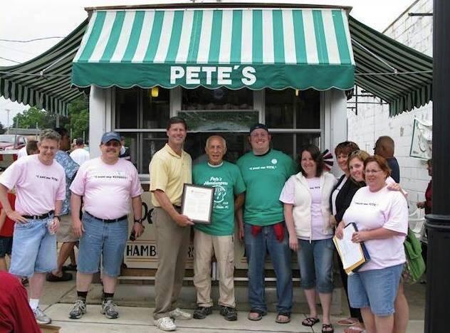 10. Pete's Hamburger Stand (Prairie du Chien)