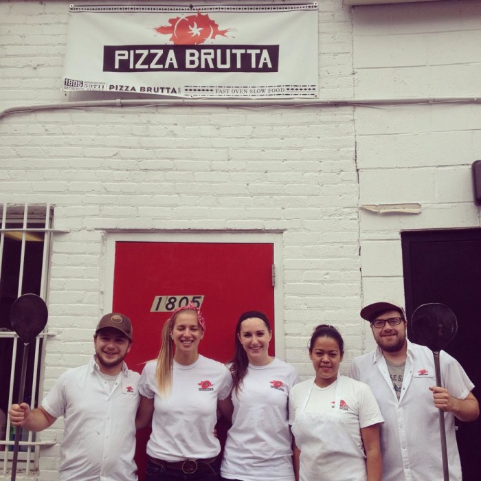 9. Pizza Brutta (Madison). Authentic Neopolitan pizza with fresh ingredients sourced from Wisconsin.