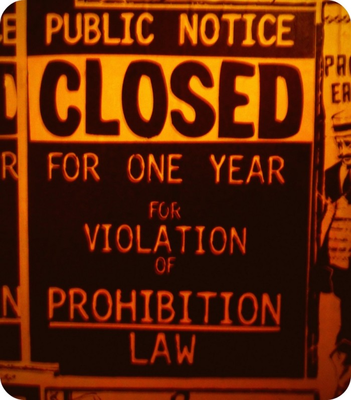 14. Wisconsin repealed laws enforcing Prohibition a full four years before it was amended.