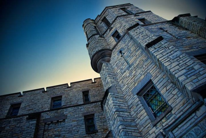 4. History Museum at the Castle (Appleton). This is the most educational castle in all of America. No, seriously, some awesome exhibits pass through and it's great to bring the kiddos. The castle is just an added bonus.