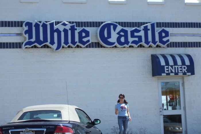 6. White Castle (Kenosha). Okay guys. Why is there only ONE FREAKING WHITE CASTLE in Wisconsin? Really? Do you know how inconvenient it is to lug two crave cases up to Green Bay?!!