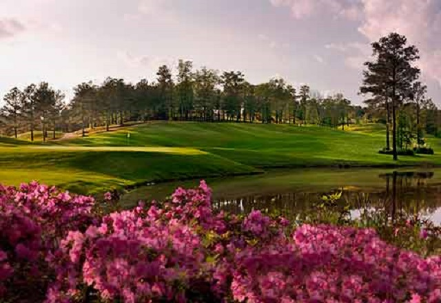 11. Spend the day playing a round of golf on one of Alabama's many beautiful golf courses.