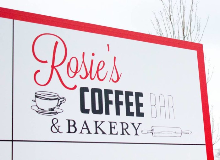 4. Rosie's Coffee Bar and Bakery (Madison). Their donuts have the freshest taste I've probably ever experienced. It's also refreshing to see them fairly priced--just $1 for a donut.