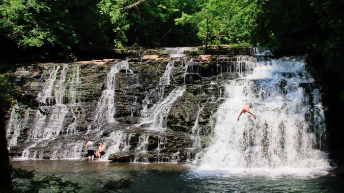 3) Rutledge Falls - Tullahoma
