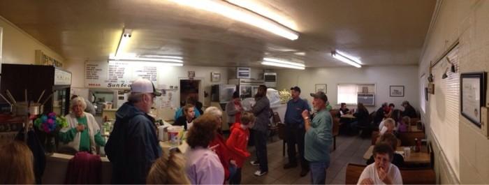 3. The Shake Shop, Cherryville