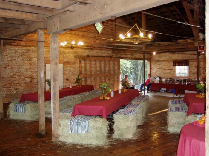 Sleepy Hollow Barn And Plantation, Clemson, SC