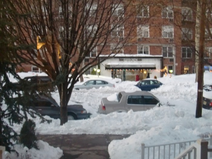 8. If they see this out their window, they're still planning on driving to work.