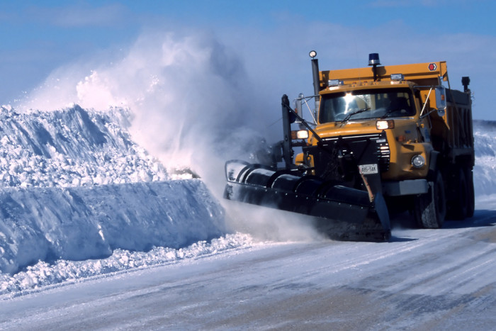3) Snowplows for the two days a year it snows and shuts down the entire state. Thanks.