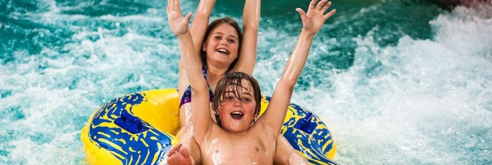 2) Soaring Eagle Waterpark and Hotel, Mount Pleasant