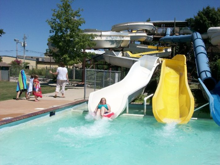 7. Gather up the entire family and visit one of Alabama's top 3 water parks: Southern Adventures Water Park - Huntsville.