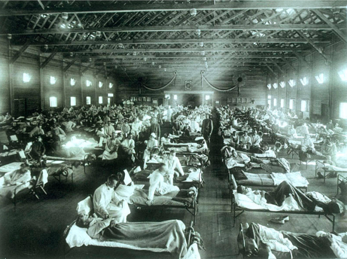 6) Yellow Fever Outbreak of 1867