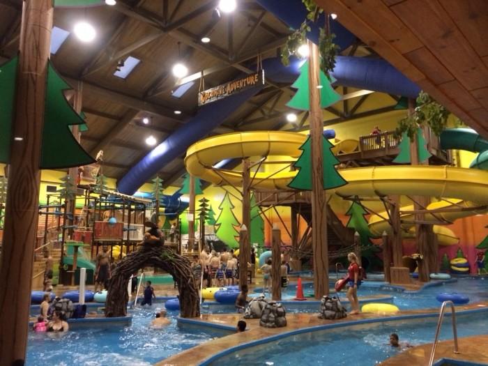 1 Splash Universe Indoor Water Park Dundee
