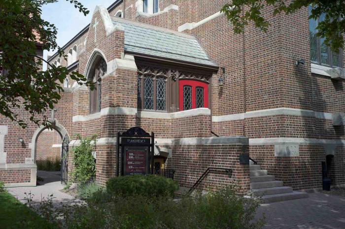 8) St. Andrew's Episcopal Church (Denver)