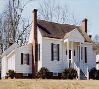 17. Pettigrew White Stamps House