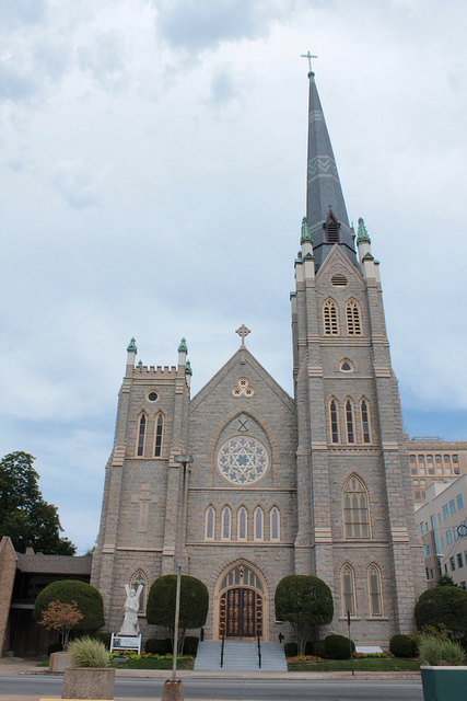 12. Cathedral of St. Andrews: This historic church is the oldest place of continuing worship in the city of Little Rock.