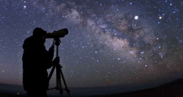 2) Star gazing in the U.P.