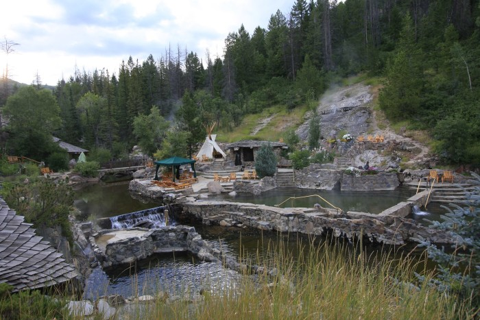 7) Strawberry Park Hot Springs (Steamboat Springs)