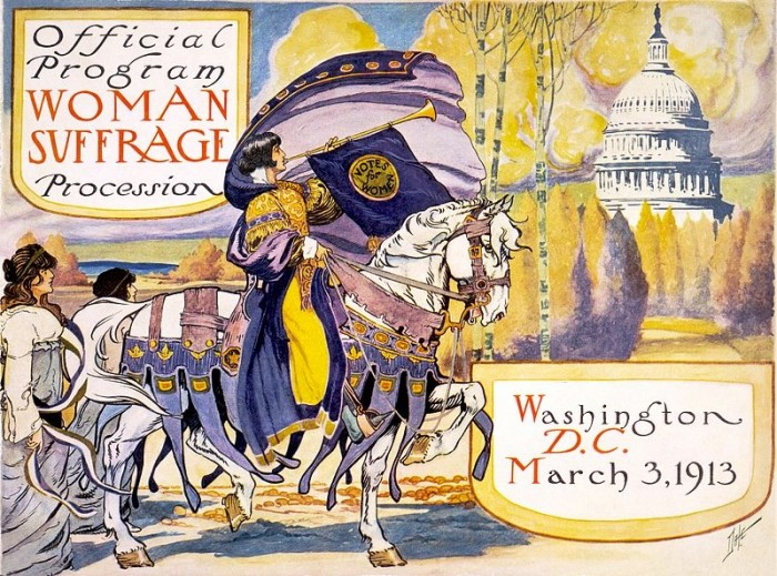 12. Wisconsin was one of the first two states to ratify the 19th Amendment, allowing women to vote.