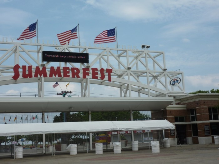 14. Summerfest. Milwaukee. June 24 - 28 / June 30 - July 5, 2015