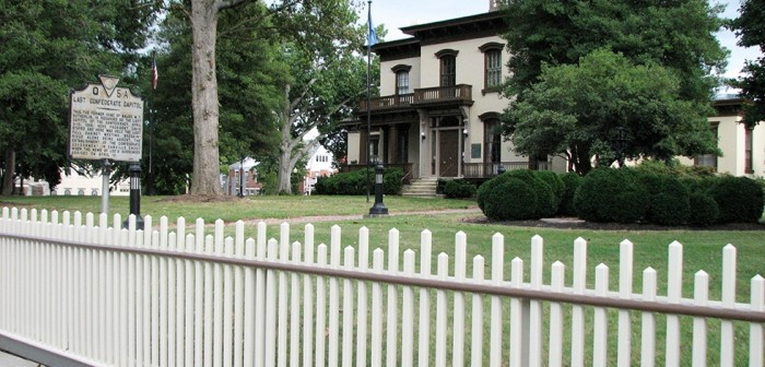 5. Danville Museum of Fine Arts: The Sutherlin Mansion and the Last Capitol of the Confederacy, Danville