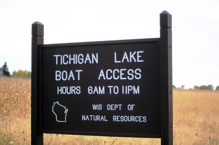 Tichigan. No, we are NOT Michigan.