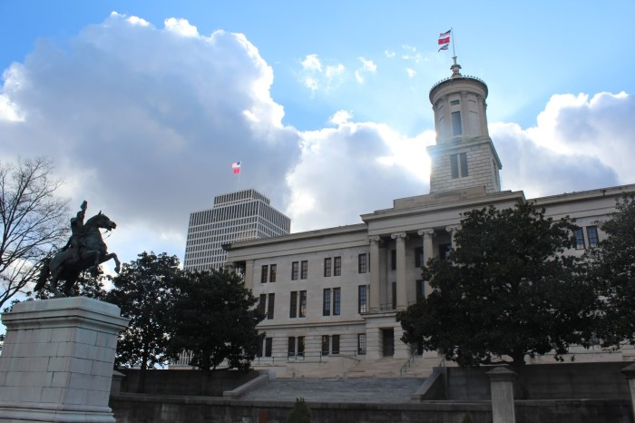 1) A new reputation: Tennessee is one of the most dynamic, solidly traditional and successful states out there. We don't just have potential: we ARE potential.