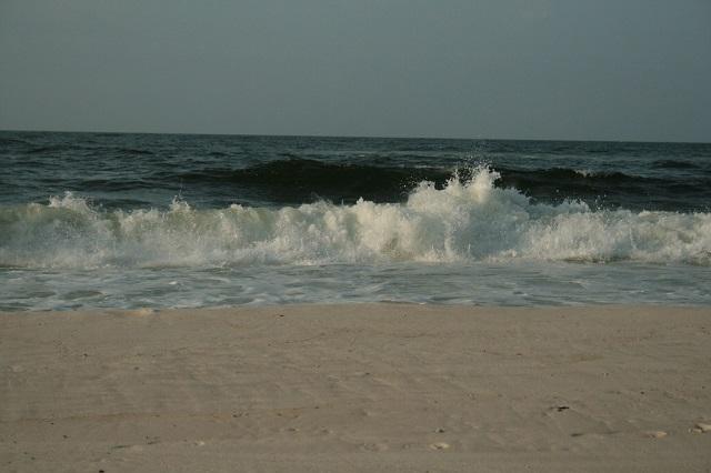 9. Goin' to the beach