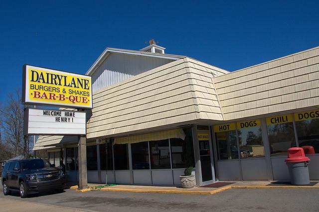 The Dairy Lane in Sandersville, GA