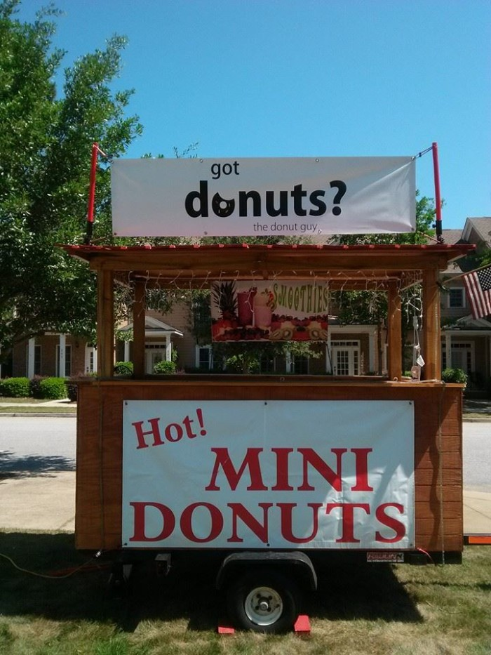 15. The Donut Guy - Columbia, SC