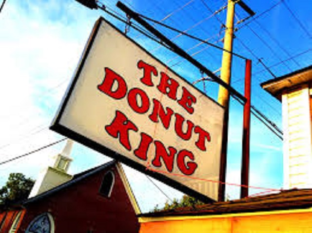 1. The Donut King