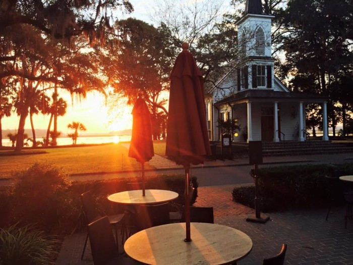 14. The Inn at Palmetto Bluff, Bluffton, SC