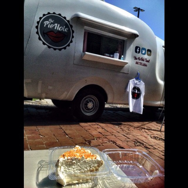 6. The Pie Hole: Try the coconut cream pie at this great food truck that serves all of central & northwest Arkansas!