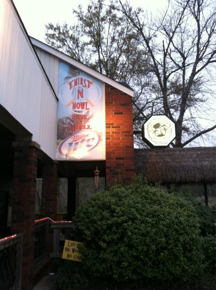 20. Thirst N' Howl in West Little Rock (the name alone is a great attraction)