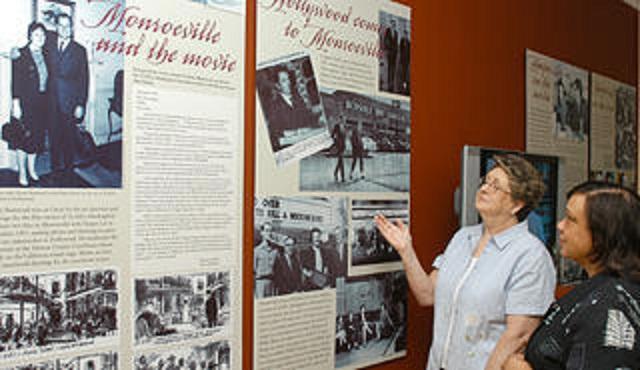 10. Monroe County Museum
