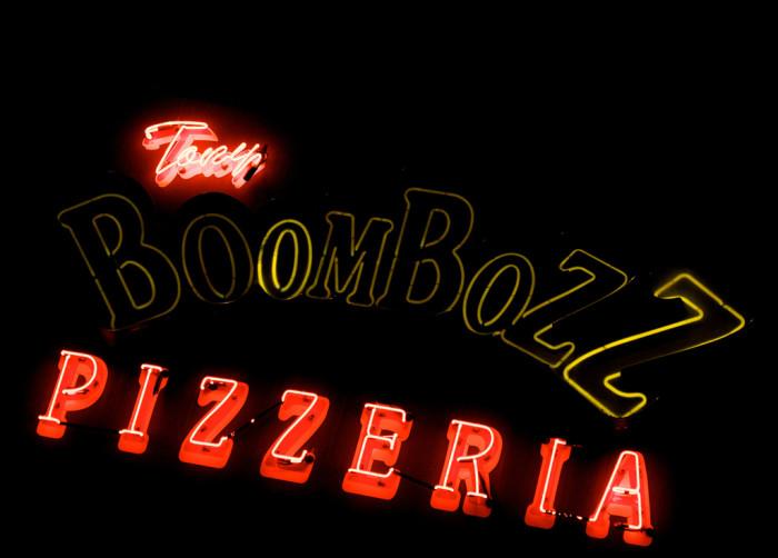 4. Tony BoomBozz Pizzeria